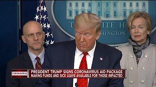 How Trump's latest COVID-19 bill affects Michiganders