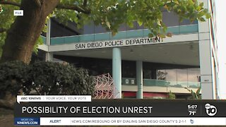 Law enforcement agencies preparing for election unrest in SD