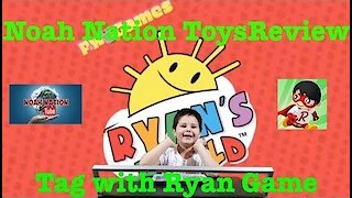 Tag With Ryan: Kids Game On Android