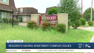 Residents Having Apartment Complex Issues
