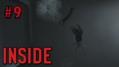 Playdead's INSIDE (Mermaid is Back!) Let's Play! #9