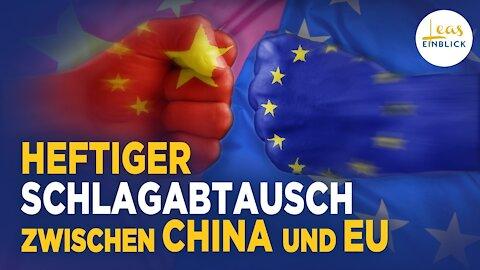 EU-China-Sanktionsstreit eskaliert: Was steckt hinter dem Spiel von Pekings Führung?