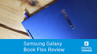 Samsung Galaxy Book Flex review: QLED for the win