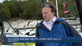 Program in Martin County teaching sailing to those with special needs