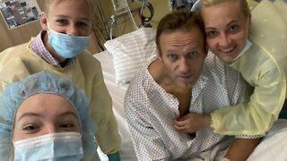 Alexei Navalny Making Progress In German Hospital After Poisoning
