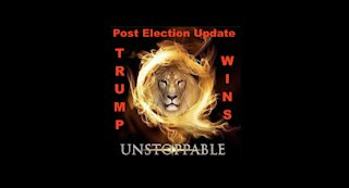 Post Election Update #5 US Military 2020 Election Sting Operation Leads to Trump 2nd Term Landslide
