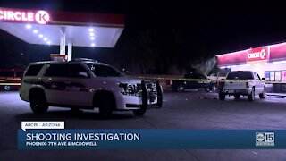 Shooting investigation in Phoenix