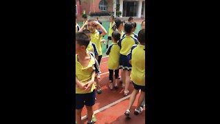 Elementary School in China