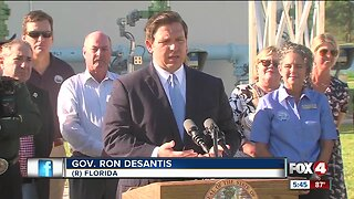 Gov. Ron DeSantis proposes new legislation