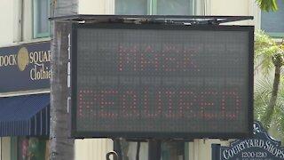 Delray Beach police enforce COVID-19 protocols
