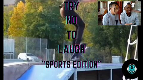 """Try not to laugh """"sports edition"""""""