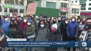 Local organization and new legislation aims to stop Asian American hate