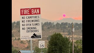 New mandatory evacuations ordered for areas surrounding Cameron Peak Fire