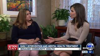 Boulder Community Health Doctor discusses depression