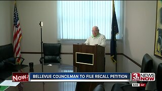 Bellevue Councilman to File Recall Petition