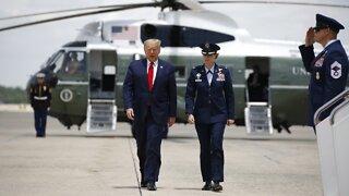 Trump Won't Consider Renaming Confederate Namesake Military Bases