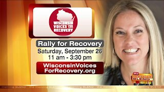 A Rally for Recovery for Those Struggling with Addiction