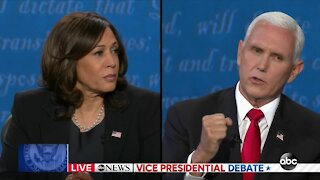 Full: First vice presidential debate of 2020 between Sen. Kamala Harris and Vice President Mike Pence