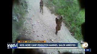 NCIS: More Camp Pendleton marines, sailor arrested