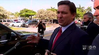 Gov. Ron DeSantis signs controversial elections bill into law