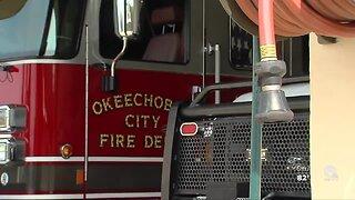 Okeechobee considering ending city fire services