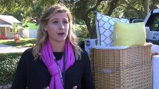 Community comes together to help single mom overcome homelessness