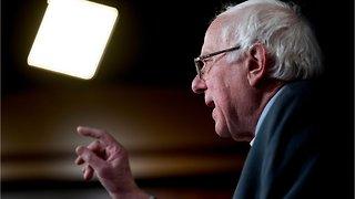 Bernie Sanders Hits Campaign Trail