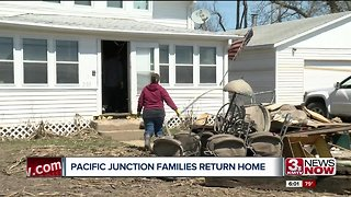 Pacific Junction families return home