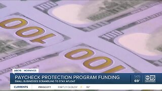Small businesses fighting to stay afloat despite Paycheck Protection Program