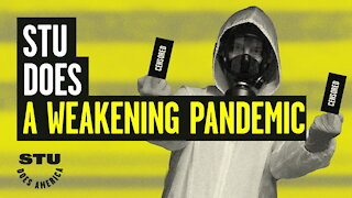 Stu Does a Weakening Pandemic | Guests: Glenn Beck & Jason Buttrill | Ep 122
