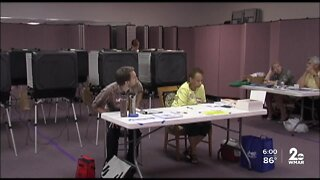 Board of elections holds emergency meeting on polling places