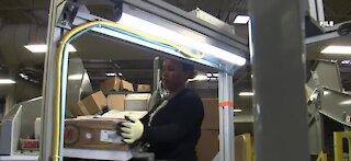 Postal Service still experiencing holiday delays