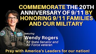 Pray With America's Leaders   20th Anniversary of 9/11