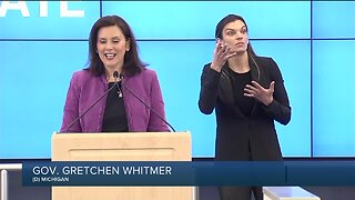 Governor Gretchen Whitmer says to expect empty stands in Michigan sports