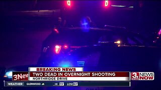 Two are dead following a shooting in North Omaha