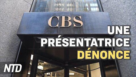 CBS : une présentatrice dénonce sa chaîne en direct ; Un détracteur de Trump reprend ses fonctions