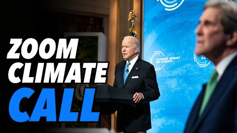 White House ZOOM Climate Call