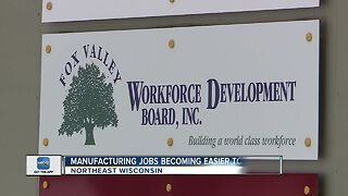 Manufacturing companies continue to loosen requirements for employment