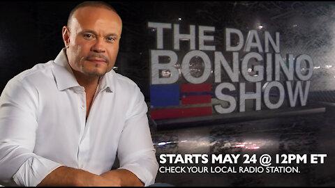 The Dan Bongino Show All-New Live Radio Program Debuts Monday