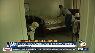 North County non-profit helps veterans with invisible injuries transition to civilian life