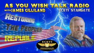 James Gilliland As You Wish Talk Radio - BOOM