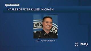 Naples Police Officer killed in off-duty crash