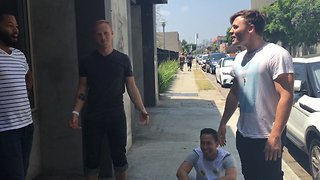 These Guys Wore Heels For A Day And Felt The Pain