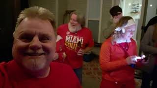 Chiefs Superbowl Party