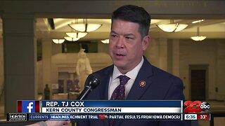 Congressman TJ Cox on President Trump's State of the Union address