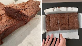 Delicious recipes: How to make chocolate fudge brownies