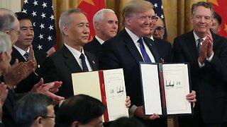 Trump's New Trade Deal Includes China's Shopping List For U.S. Goods