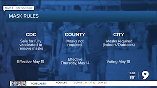 Mayor Romero, local businesses react to CDC's updated mask guidelines