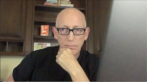 Episode 1449 Scott Adams: Comparing COVID-19 Skeptics to the Experts, Biden & the Wall, The Big Lie