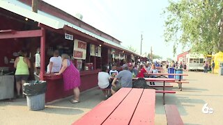 Malheur County Fair resumes after last year's COVID-19 closures